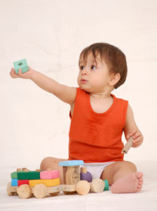 развитие ребенка в 1 1