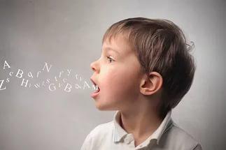 Когда заговорит ребенок