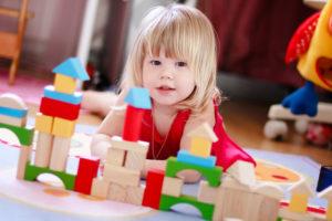 ребенок 3 года развитие что должен уметь