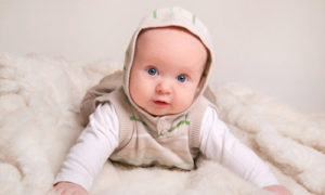 развитие ребенка на 4 месяце жизни