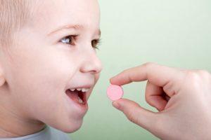 какие витамины принимать детям осенью