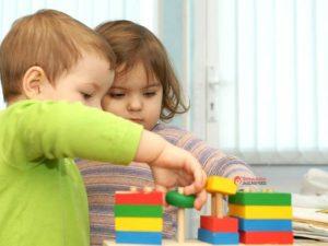 развитие моторики ребенка