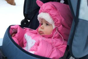 как одевать ребенка на улицу