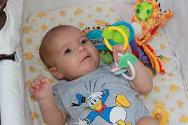развитие ребенка по месяцам до 1 года