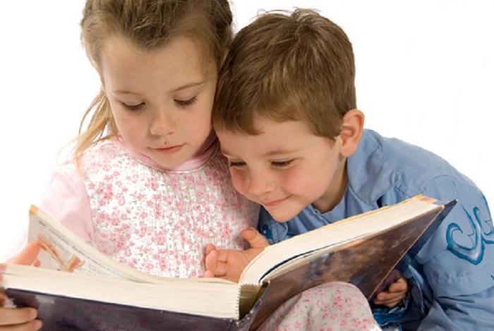 картинки про чтение книг для детей