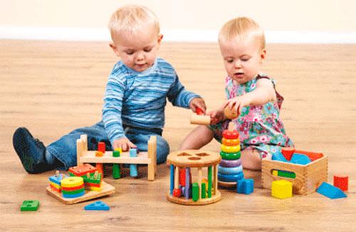 Игрушки для развития мелкой моторики для детей до 1 года
