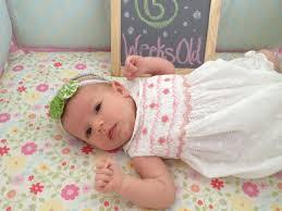 ребенок 6 недель развитие