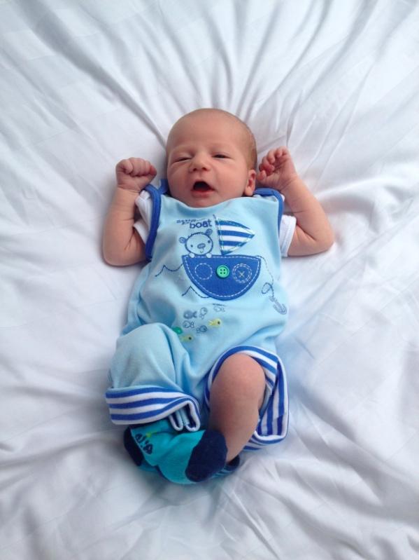 Ребенок 1 неделя 9