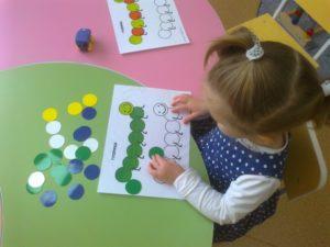 развитие сенсорики у детей раннего возраста