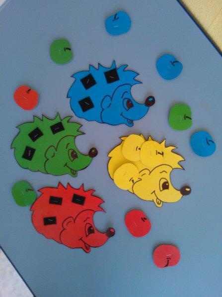 Игры для детей 2-3 лет своими руками