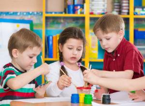 развитие творческого воображения детей в рисовании