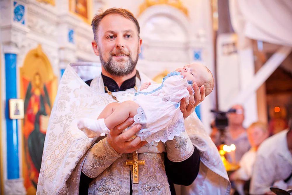 В какой день крестят детей