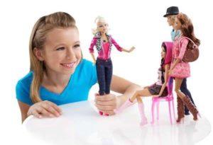 барби игрушки для детей