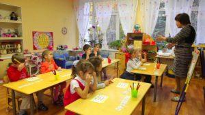 занятие по развитию речи в средней группе